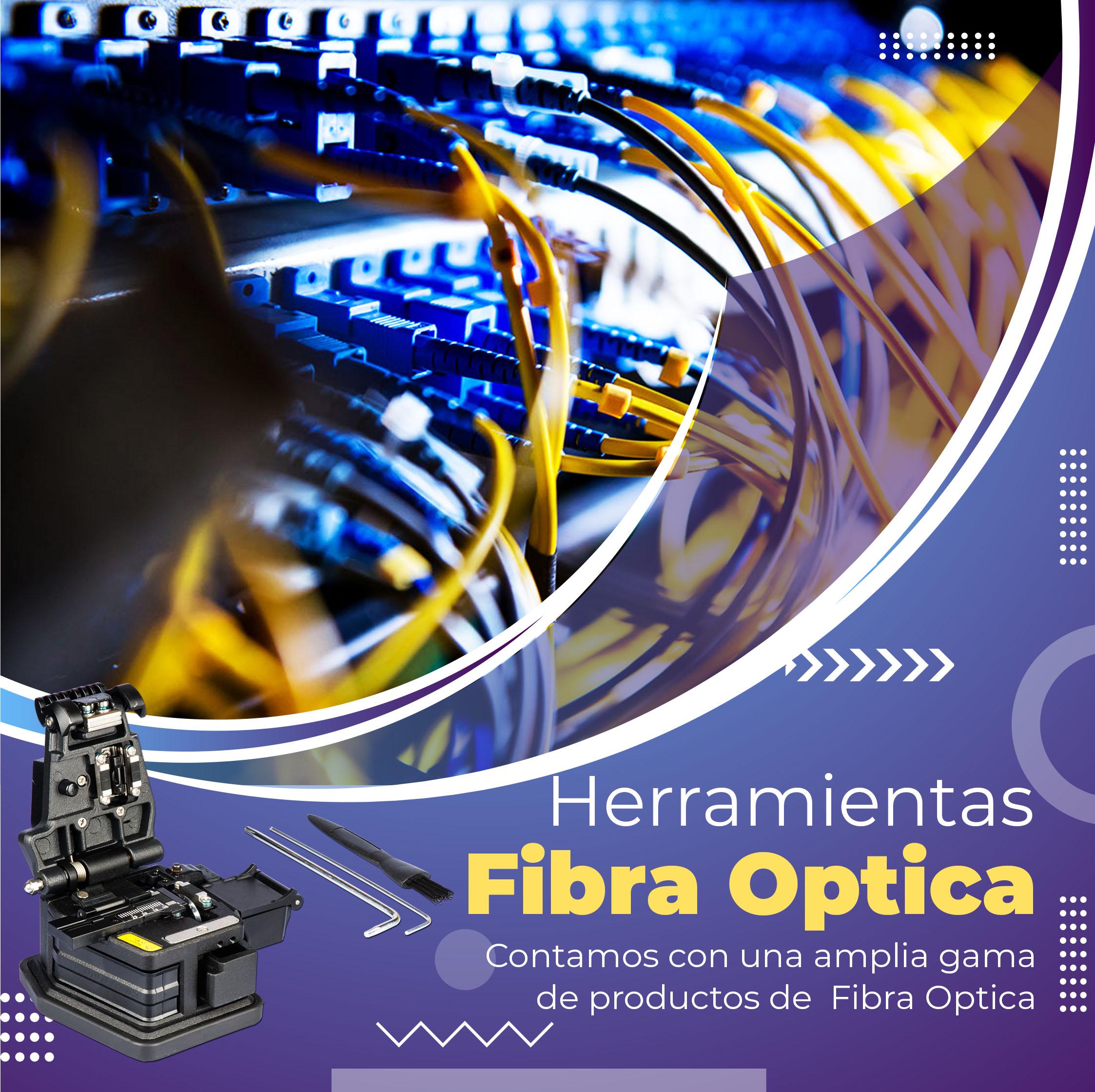 herramientas fibra optica comercial lagos e hijos ltda