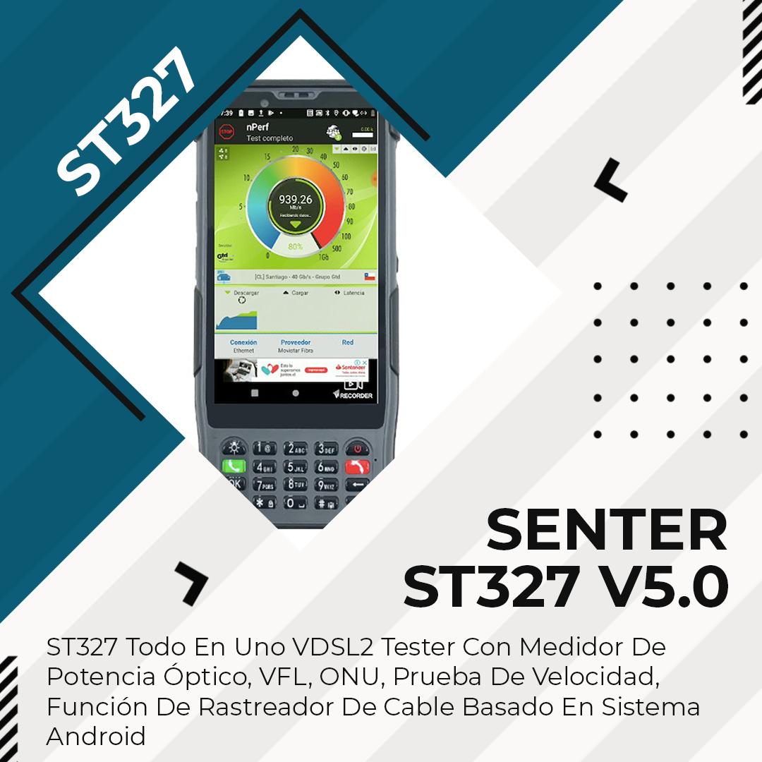 st 327 tester smartphone