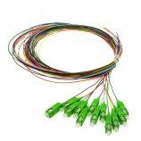 Pigtail 12 Fibras Colores G567A1