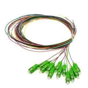 Pigtail 12 Fibra Colores G567A1